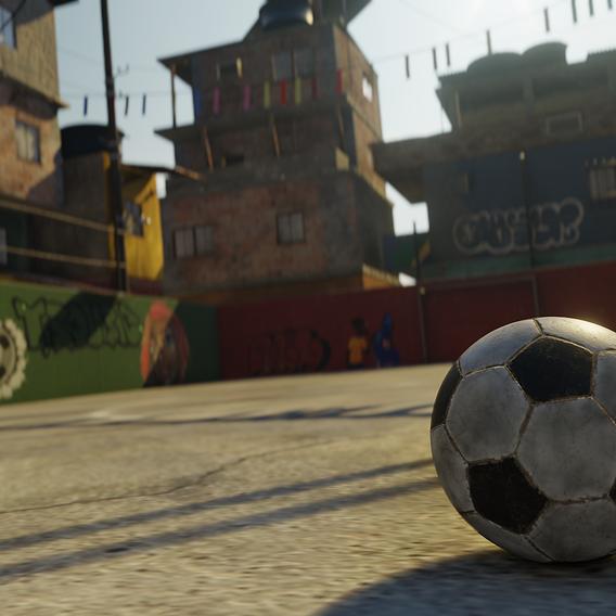 Favelas spot