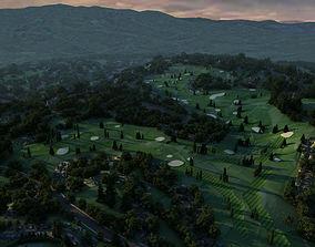 Golf Course 3D