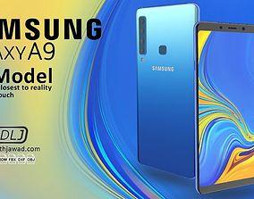 3D Samsung Galaxy A9