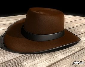 3D model Stetson Hat