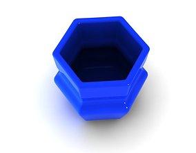 pot 18 3D printable model