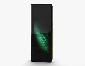 Samsung Galaxy Fold Martian Green 3D model