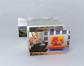 3D model Planning of living room