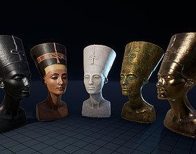 Statues set 01 3D model