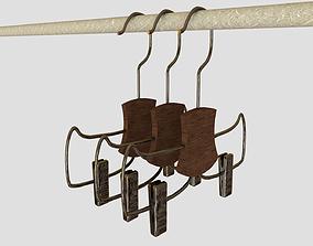 rack 3D Clothes hanger