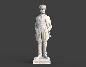 3D print model Gazi Mustafa Kemal Ataturk