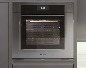 WOLF SO30TM-S-TH 3D oven