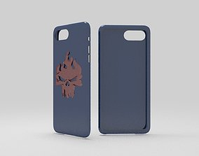 cases iphone 7 plus blue dunker ghost rider 3D print model