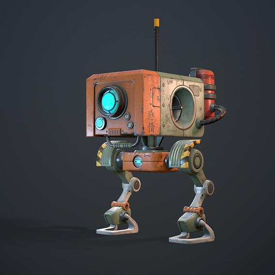Wanderer robot
