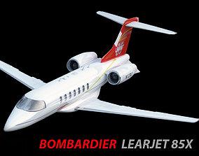 Bombardier Learjet 85 3D