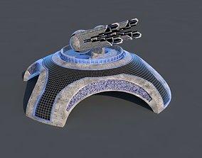 Planetary Canon 3D model