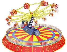 Carnival ride 3D