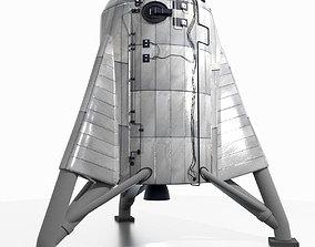 Spacex Starhopper 3D model