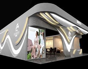 Exhibition - Area - 12X14-3DMAX2009-02
