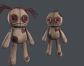 Cloth Doll Prop 3D model
