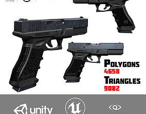 3D model Glock Austria