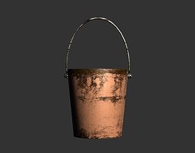 Bucket figure 3d print