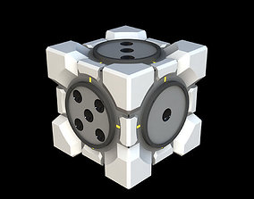 3D print model Portal 2 Cube Dice
