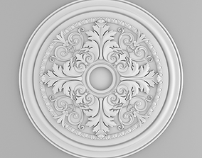 interior Rosette 3 3D model