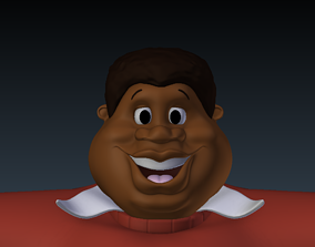 Fat Albert Blender Render 3D
