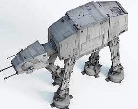3D model Star Wars Imperial AT-AT Walker