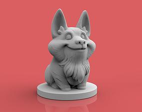Corgi 3D Print Model