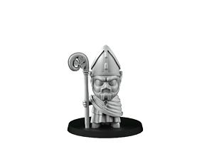 Staint patrick leprechaun 3D printable model