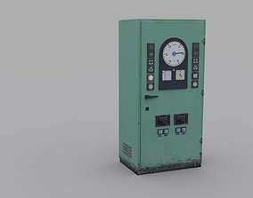 Electrical Panel 3D model