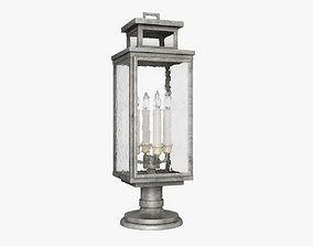 Fine Art Lamps Wiltshire 886980ST 3D model
