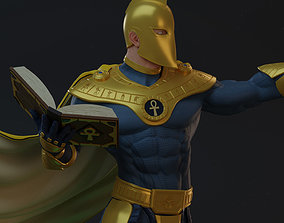 3D printable model Dr Fate Statue
