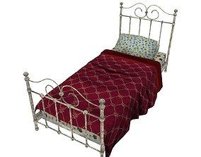 Bedcloth 83 3D asset