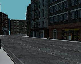3D asset Street