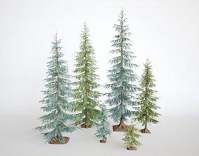 3D model Pinetrees