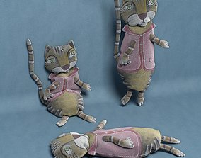 kids cat toy 03 3D