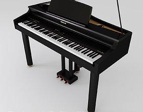 3D Digital mini piano Roland RG-1F