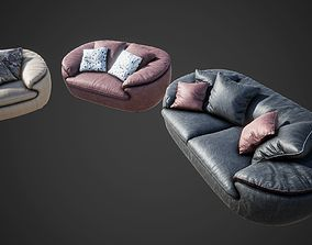 3D model Sofa Comfy Set