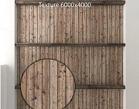 wooden ceiling 21 3D model
