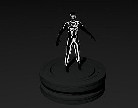 Shadow Demon 3D model