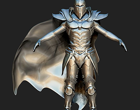 3D paladin style armor