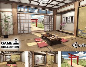 Japanese Room 3D model