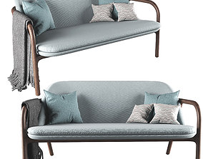 3D Neva Sofa By Artisan