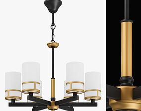 731067 Cero Lightstar hanging chandelier 3D