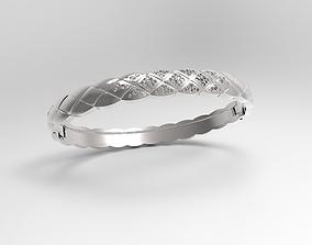 Bracelet Necklace Chanel Coco Crush 3D printable model