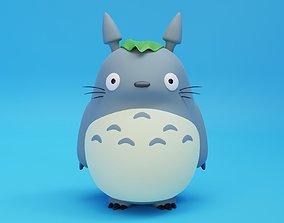Totoro 3D miniature