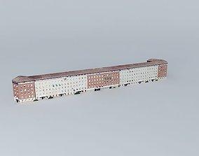 3D Building Logroño