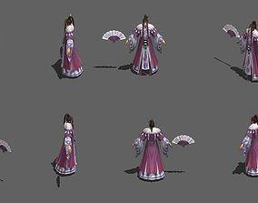 Ancient Prince 3D model