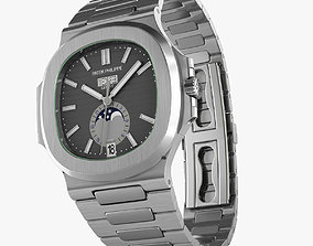 Patek Nautilus 3D model