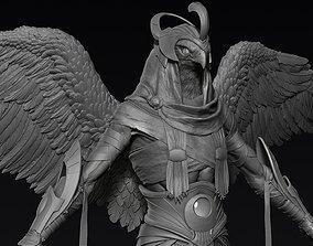 3D Horus Zbrush Concept