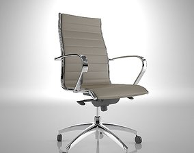 Ergonomic Office Chair 3D