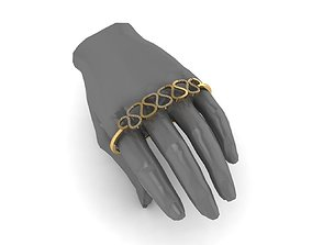 4x new ring 3D printable model